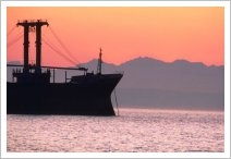 Our yards are located on the Kanmon Straits, one of the busiest shipping lanes in Japan